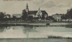 Spacer z Muzeum Miejskim - O Tyszku, stawie i pierwszym tyskim kinie