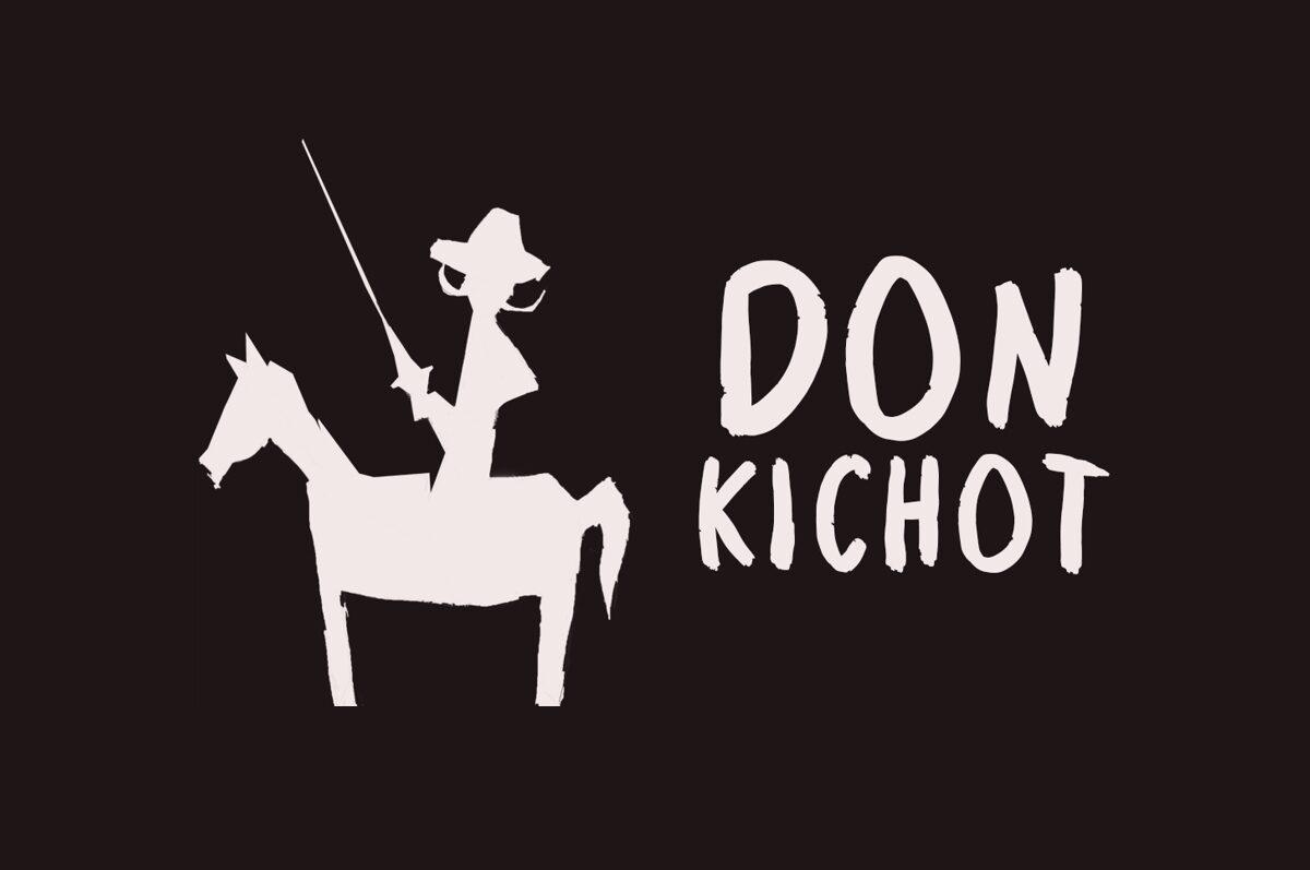 """""""Don Kichot"""" plenerowy spektakl na Baczyńskiego"""