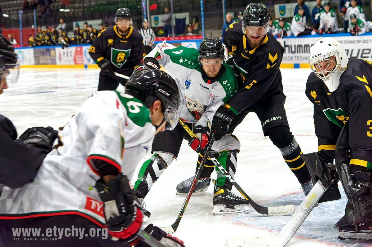 Hokej: GKS Tychy – GKS Katowice (2021.09.24) [galeria]