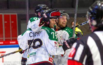 Hokej: GKS Tychy - Ciarko STS Sanok (2021.10.08) [galeria]