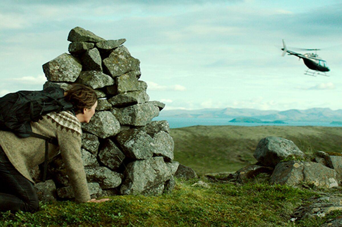 Kino FreeLove na Dzikiej Plaży – Kobieta idzie na wojnę