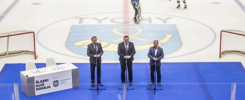 Śląski Dom Hokeja – Rusza nowy projekt